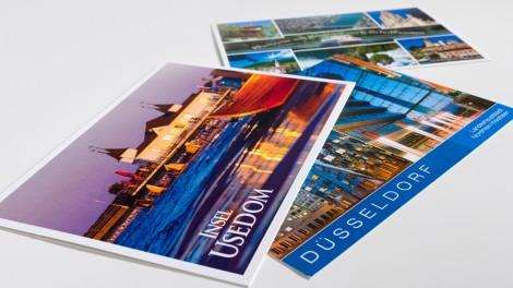 Druckerei Münch: Ansichtskarten
