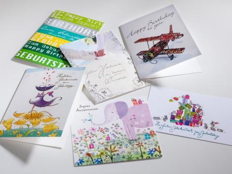 Druckerei Münch: Glückwunschkarten