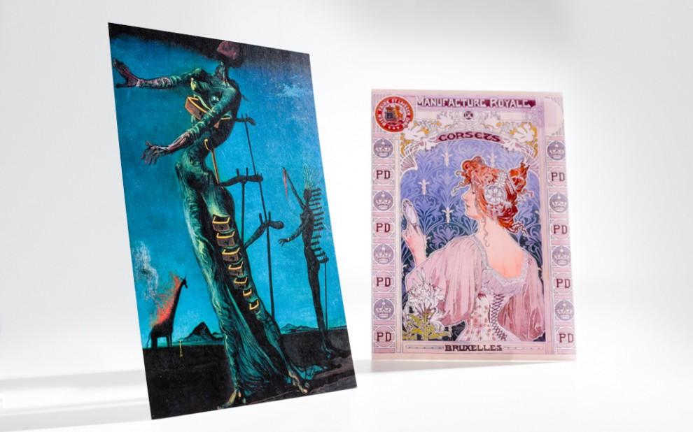 Druckerei Münch: Kunstkarten