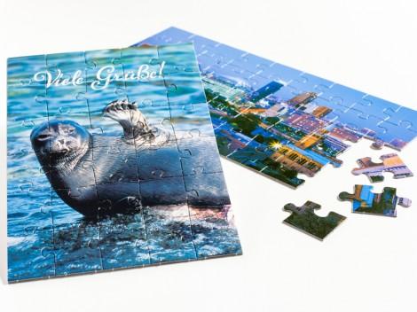 Druckerei Münch: Puzzlekarten