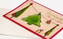 Weiterverarbeitung: Grußkarte mit Add-on-Produkt und Kuvert