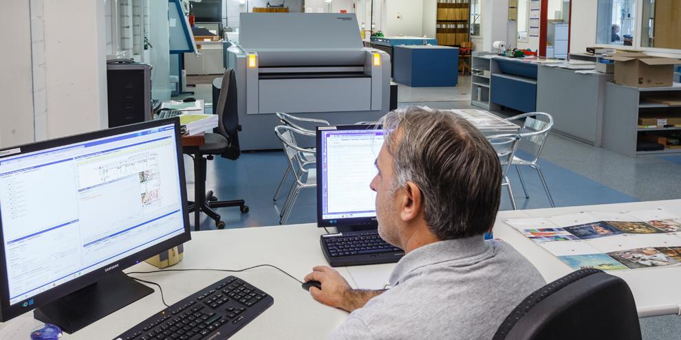 Druckerei Münch Digital Druck