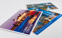Der Klassiker: Die Ansichtskarte (Postkarte) zum Verschicken im WPK Format