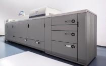 Druckerei Münch: Digitaldruck-Technik von Canon