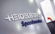 Druckerei Münch: Heidelberg Speedmaster Offset-Druck-Anlage